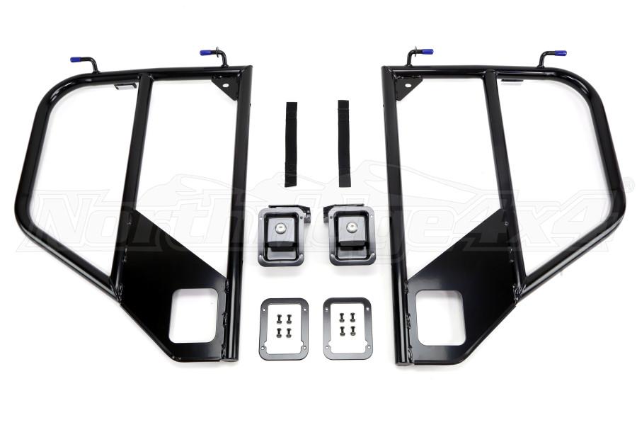Bestop Element Door Rear w/o Storage Bags - JK 4dr