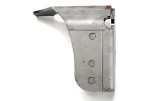 Artec Industries Raised Trackbar Bracket Front - LJ/TJ