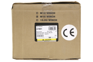 Warn M15000 Winch