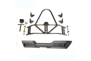 EVO Manufacturing Pro Series Rear Bumper w/Tire Carrier Package ( Part Number: PKG2)