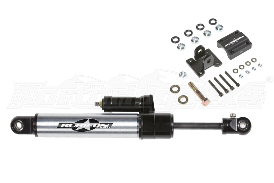 Rubicon Express NFS Steering Stabilizer ( Part Number: RXJ2002)