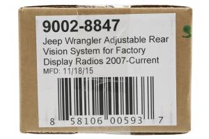 BrandMotion Adjustable Rear Vision System (Part Number: )