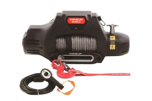 Comeup Seal Gen2 Series 9.5si Recovery Winch w/ Synthetic Rope (Part Number: )
