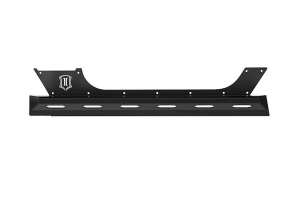 Icon Vehicle Dynamics Pro Series Body Armor w/ Slider - Driver Side - JK 2Dr