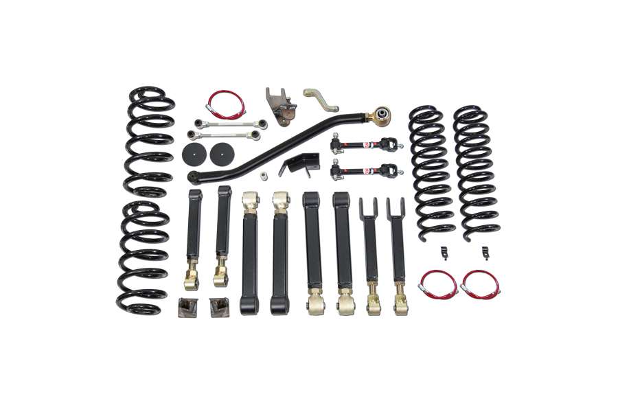 Clayton 4.0in Ultimate Short Arm Lift Kit (Part Number:2905030)