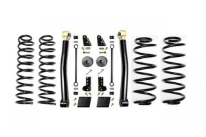 EVO Manufacturing 2.5in Enforcer Lift Kit w/Shock Extensions Stage 2 (Part Number: )