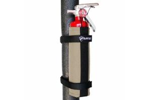 Bartact Roll Bar 2.5LB Fire Extinguisher Holder - Khaki