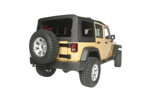 Rugged Ridge Montana Soft Top, Black Diamond  - JK 4Dr 2010+