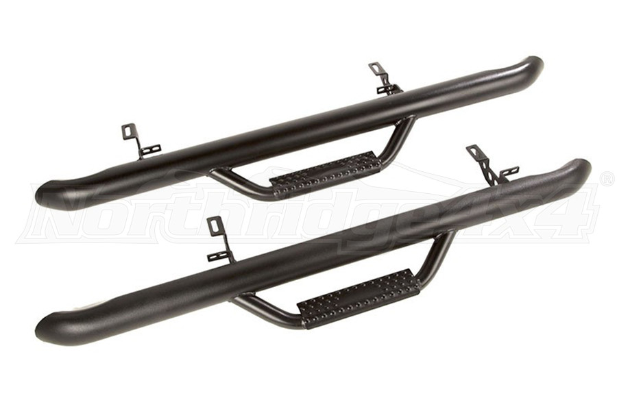 Rugged Ridge Spartan Nerf Bars - JK 2dr