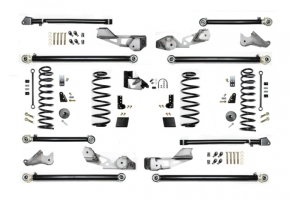 EVO Manufacturing 3.5in High Clearance Long Arm Lift Kit w/Shock Extensions (Part Number: )