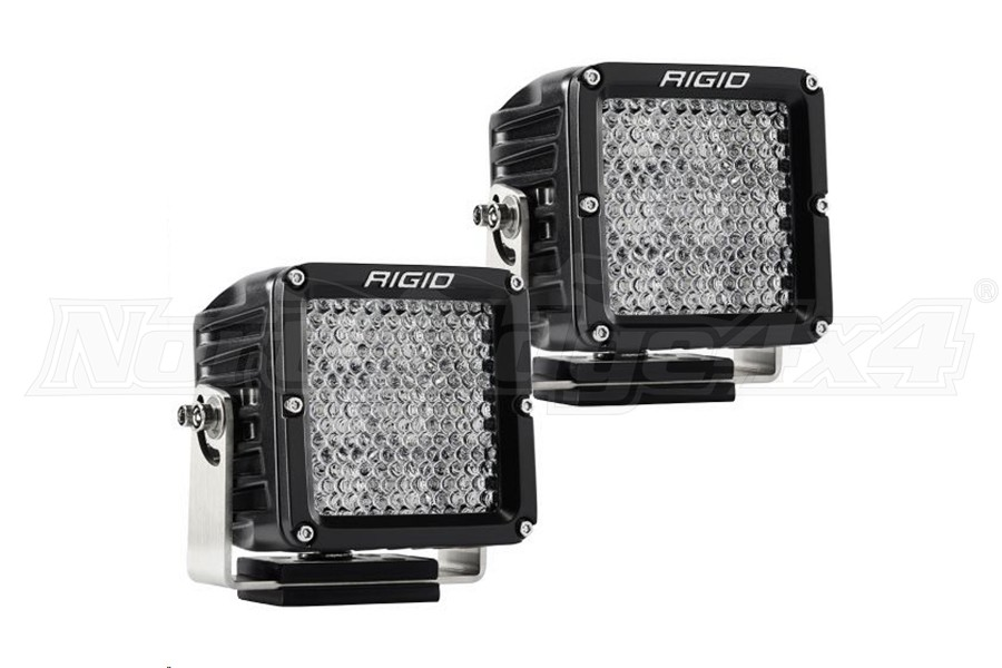 Rigid Industries D-XL Pro Diffused Pair (Part Number:322313)