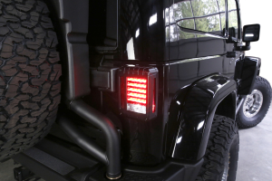JW Speaker 279 J Series LED Tail Light Kit - JK