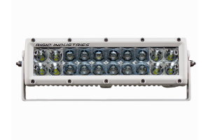 Rigid Industries Marine E-Series Light Bar Spot/Flood Combo 10in (Part Number: )
