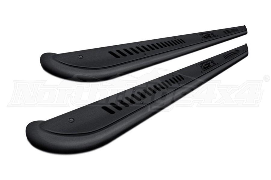 Body Armor Desert Series Step Boards (Part Number:JK-4125)