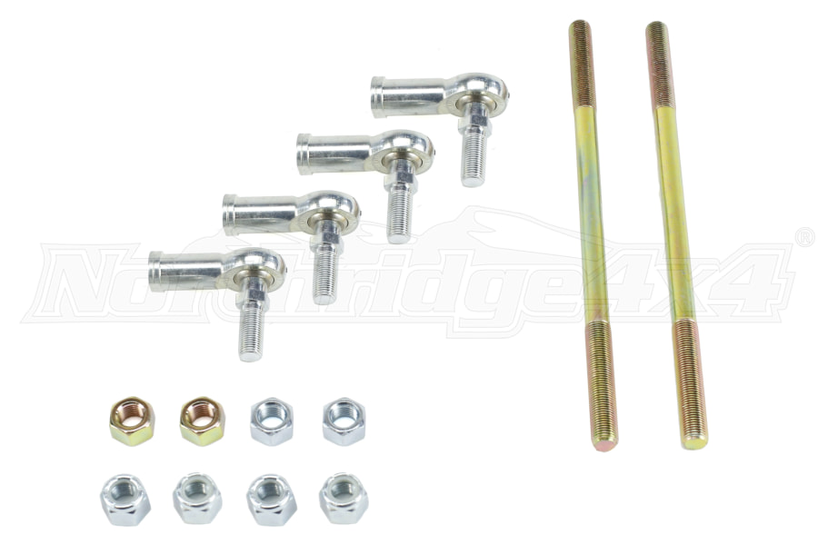 Currie Enterprises Adjustable Sway Bar Extended Endlinks Rear - JK