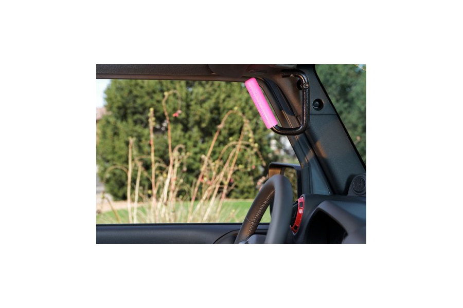 WD Automotive Grabars Front Pink (Part Number:1019P)