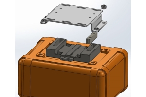 Outer limit Supply Additional Quick Release Mounting Plate