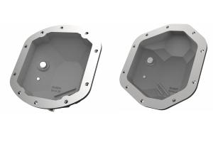 AFE Power Pro Series Dana 30/Dana 44 Differential Covers - Black w/Gear Oil - JK/LJ/TJ Non-Rubicon