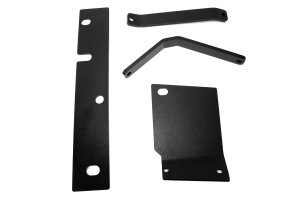 Rock Hard 4x4 Steel Oil Pan/Transmission Skid ( Part Number: RH-6003)
