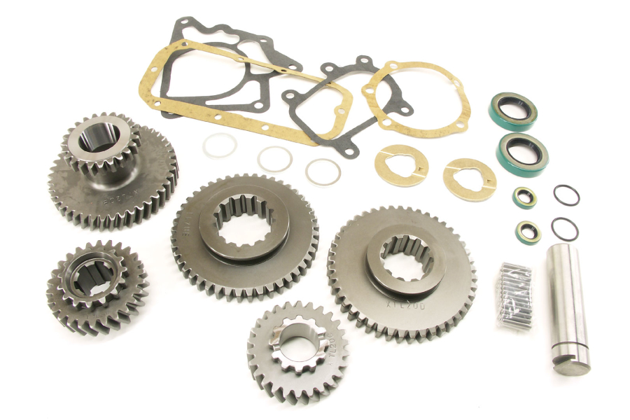 Teraflex Bronco Low20 Manual Gear Set Kit (Part Number:2102000)