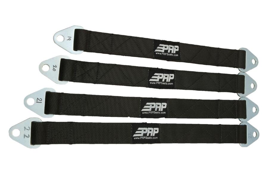 PRP 24 Inch Quad Wrap Limit Strap - Black