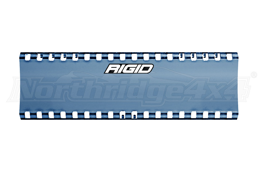 Rigid Industries SR-Series 6in Cover, Blue (Part Number:105873)