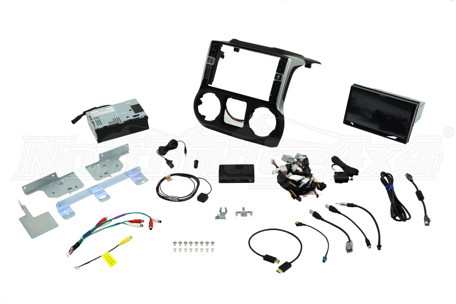 Alpine 9-Inch IN-DASH Restyle System ( Part Number: X109-WRA)