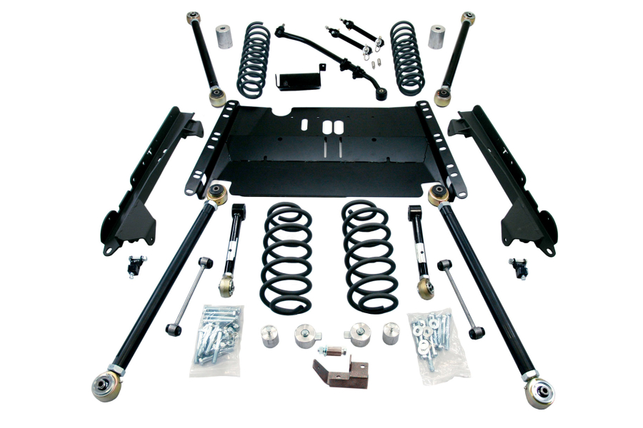 Teraflex 3in Enduro LCG Long Flexarm Lift Kit (Part Number:1449382)