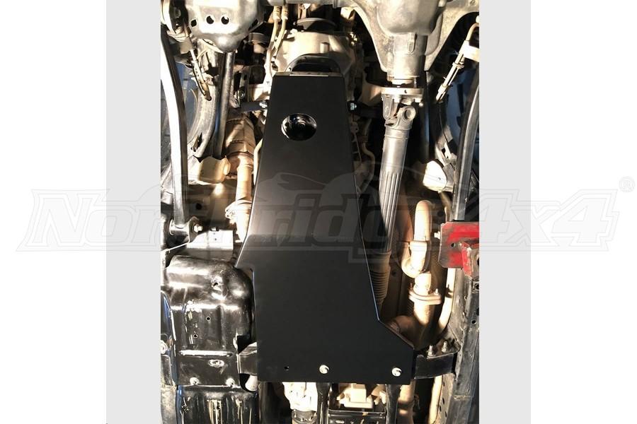 M.O.R.E. Oil Pan/Transmission Skid Plate  - JL 2Dr 3.6L