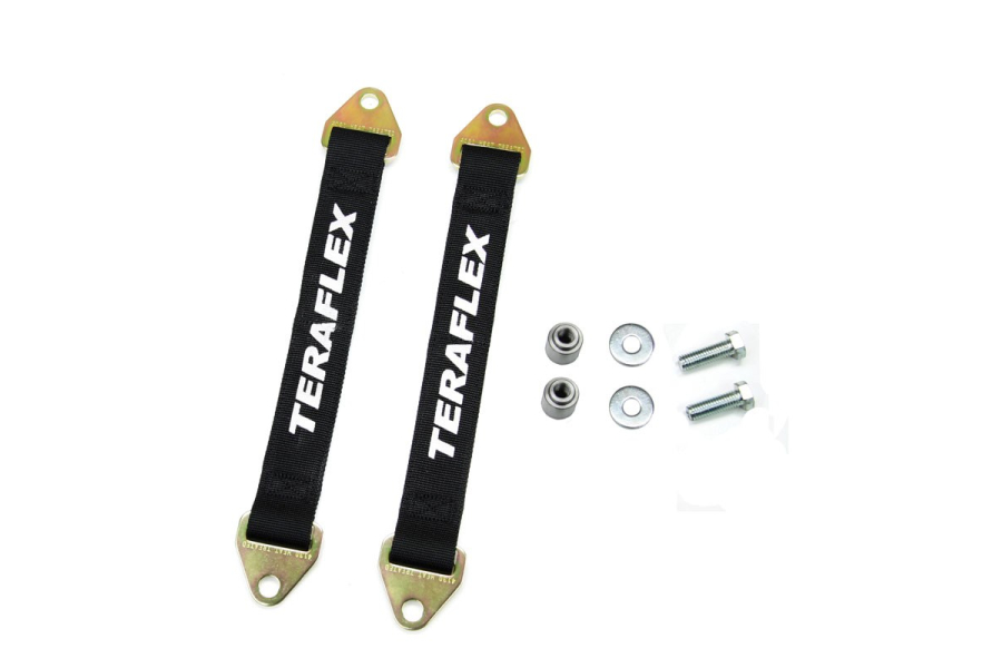 Teraflex Rear Limiting Straps 13.5in (Part Number:4854145)