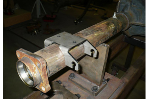 Synergy Manufacturing Weld On Bump Stop Brackets - JK