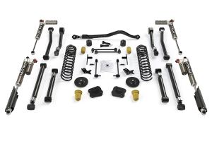 Teraflex 2.5in Alpine CT2 Suspension Lift Kit w/ Falcon 3.3 Shocks - JT