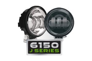 JW Speaker Model 6150 J Series LED Fog Lights ( Part Number: 0550881)
