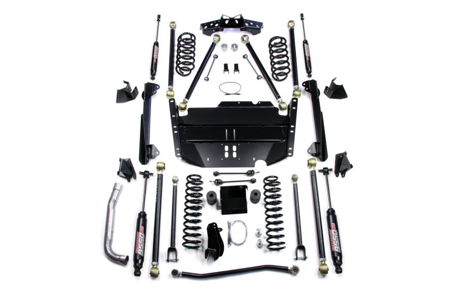 Teraflex 5in Pro LCG Lift Kit W/9550 Shocks (Part Number:1249575)