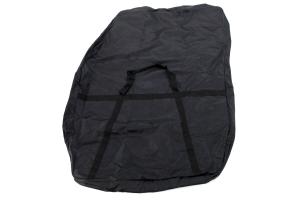 Bestop Door Jackets For Full Steel Doors Black - JK/LJ/TJ/YJ