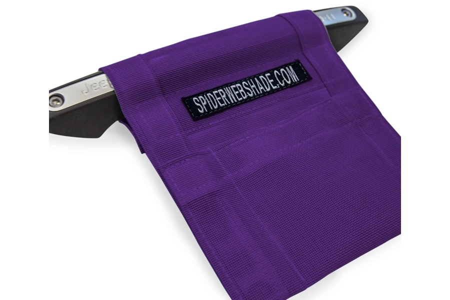 SpiderWebShade Grab Bag - Purple - JK/TJ/YJ