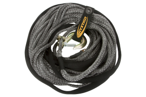 Daystar Winch Line 50ft w/Loop End (Part Number: )