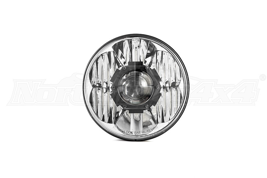 KC HiLites Headlight, Gravity LED Pro 7 (Part Number:4234)
