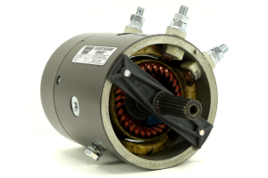 Warn 12v Replacement Winch Motor (Part Number: )