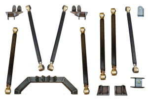 Clayton Pro series kit 3 Link Long Arm Upgrade Kit (Part Number: )