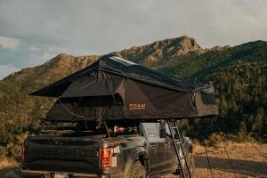 Roam Vagabond XL Rooftop Tent w/Annex - Black