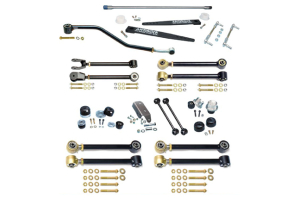 Currie Enterprises Johnny Joint 4in Suspension System w/AntiRock Sway Bar (Part Number: )