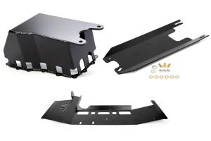 EVO Manufacturing ProTek Manual Trans Skid System ( Part Number: 210)