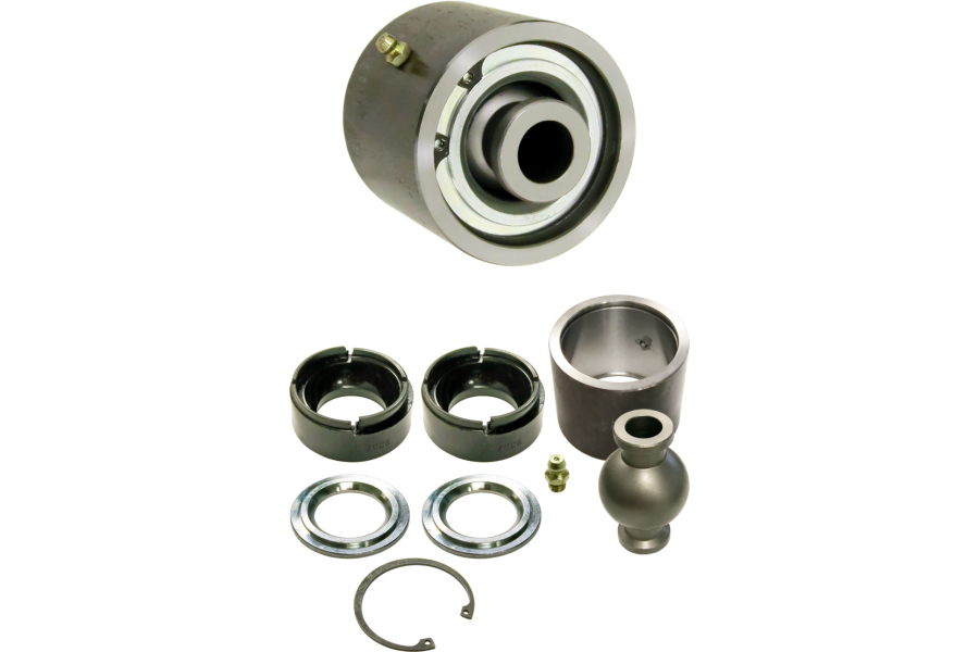 Currie Enterprises 3 inch Johnny Joint Rod End (Part Number:CE-9111)