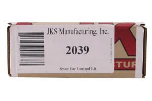 JKS Sway Bar Lanyard Kit - JK