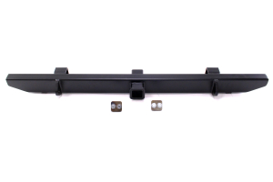 LOD Xtreme Duty Rear Bumper Black Powder Coated - TJ/LJ