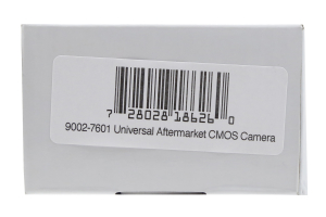BrandMotion Dual Mount Universal Aftermarket CMOS Camera (Part Number: )