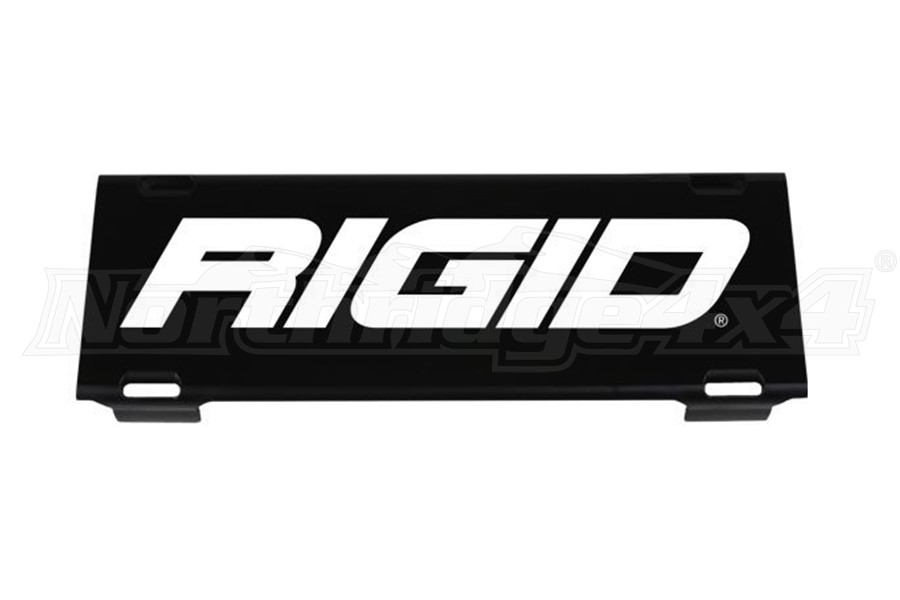 Rigid Industries E-Series 10in Light Cover Black