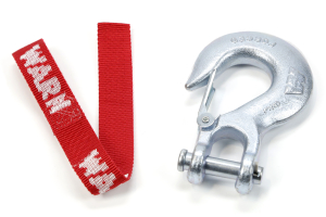 Warn Spydura Synthetic Winch Rope Kit