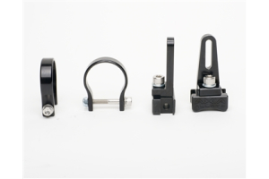 Rigid Industries Universal LED Clamp Mount System 3.0in (Part Number: )